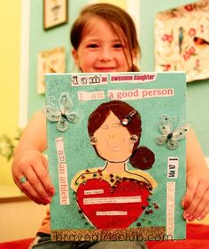 I Am Project for Girls - I am a good person