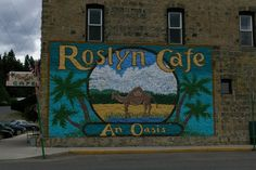 Roslyn, WA    town where Northern Exposure was filmed