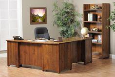 Amish Furniture Greensburg   Home Office Furniture Pennsylvania   Custom Office Furniture 15601 - Oak Country Peddler   Oak Country Peddler