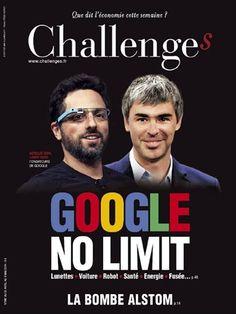Google no limit -  Challenges - Numéro 387