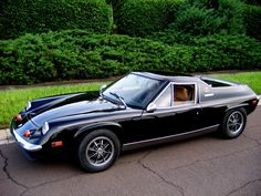 1974 Lotus Europa Special in JPS livery - LotusTalk - The Lotus Cars Community New Sports Cars, Exotic Sports Cars, Sport Cars, Exotic Cars, British Sports Cars, Maserati, Bugatti, Lamborghini, Ferrari