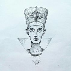 Nefertiti sculpture... This is for my last sketch book page   #nefertiti #sculpture #egypt #ancient #practice #pointillism #dotwork #doodle #doodleart #doodleartindonesia #draw #drawing #sketch #sketching #ink #art #artoftheday #art4small #art_gallery #art_sanity #artoftheday #feature_my_stuff #illustratenow #insmallacc #southeasttattoosupplies #instaart #thedotworkers #like4like #follow4follow #aldilla777