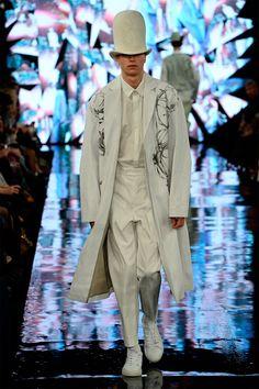 #Menswear #Trends Wen Tan Fall Winter 2014 2015 Otoño Invierno #Tendencias #Moda Hombre