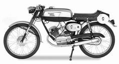 Moto Morini Corsarino ZZ  1965