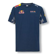 2f3372f7f7cde Red Bull Racing Kids Teamline T-Shirt T Shirt Image