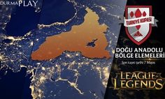 http://rip.tc/league-of-legends-2015-trkiye-kupasi-dogu-anadolu-elemeleri-iin-kayitlar-basladi/4700/  League of Legends oyuncularinin yakindan takip ettikleri 2015 Türkiye Kupasi heyecani bütün bir hiziyla Dogu Anadolu Bölgesi'nden devam ediyor  Riot Games Türkiye'nin yaklasik 7 aylik bir süreç sonucunda sahibini bulacak olan bu ulusal kupa mücadelesi ara vermeden Dogu Anadolu'dan devam ediyor