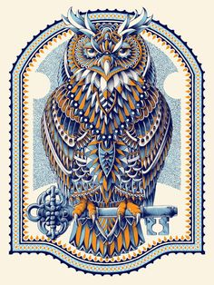 bioworkz great horned owl print 01 Art prints to hang on your wall Photos) Buho Tattoo, Owl Tattoo Drawings, Owl Tattoo Design, 3d Cnc, Great Horned Owl, Beautiful Owl, Tour Posters, Owl Print, Silk Screen Printing