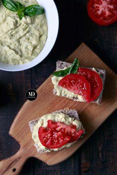Pasta z awokado z jajami i majonezem wegańskim //  Avocado Egg Salad with Vegan Mayonnaise    #mojadelicja #avocado #pasta #healthy #eat #vegan #photo #food #foodporn #foodphoto #photography #blog #foodblog