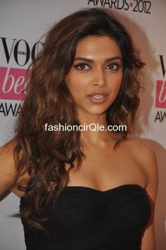 deepika padukone hair color in cocktail | Deepika Padukone 2012