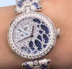 Wrist Wednesday: Van Cleef & Arpels at Salon International de la Haute Horlogerie Genève | Julers Row