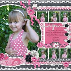 Scrapbook Layouts with Multiple Photos | Many Photos | Scrapbooking Ideas | 12X12 Pages | Creative Scrapbooker Magazine #scrapbooking #multiplephotos