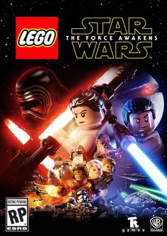 They are making a Lego the force awakens. I just hope they will make Lego Star Wars once the sequel trilogy is finished. I was a big fan of Lego Star Wars by tatooinewalker Lego Star Wars Games, Lego Games, Xbox 360 Games, Kung Fury, Star Wars Film, Wii U, Consoles, Videogames, Playstation