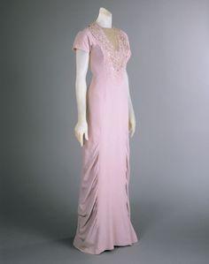 Dress Elsa Schiaparelli, 1939 The Philadelphia Museum of Art