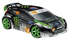 Traxxas RTR Ken Block Gymkhana VXL 2.4GH w/ Charger - 1:16 In 2005, DC Shoes co-founder Ken Block entered his first pro rally race. At the end of the season, he was named Rally America Rookie of the Year. Today, Ken Block is one of the most recognized names in motorsports. Beyond his success in the Rally America and World Rally Championship series, Block is best known for his gymkhana skills, as over 85 million online video views will attest.
