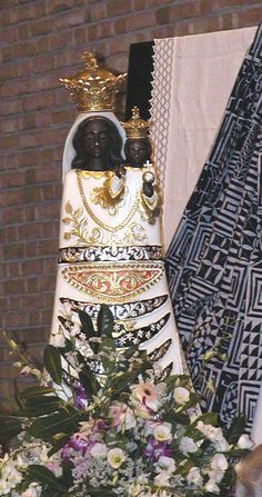 Black Madonna and Child in Germany