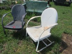 Comparing the seat/back connection to other chairs, I am fairly certain this is a Gilkison designed chair. www.midcenturymetalchairs.com