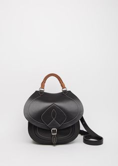 Convertible Saddle Bag by Maison Margiela - La Garconne – La Garçonne