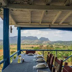 Eating at Finca Paraiso Agroecologico   Vinales, Cuba It was great!
