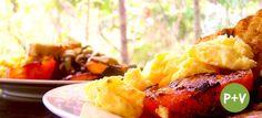 Full English Breakfast Dukan Style PV Cruise Phase