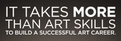 Subscribe to the foremost business magazine for visual artists: www.professionalartistmag.com/subscribe
