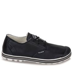 Slim Oxford Women's Blk Leather, $50, now featured on Fab.