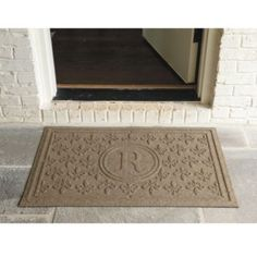 Iu0027ve Got Two Outside My Double French Doors! | Entrance | Pinterest |  Doormat, Double French Doors And Doors