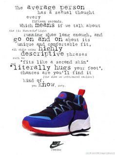 The #Nike #NikeAir #Huarache: A brief history… More info at: www.SneakerState.com
