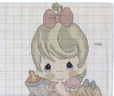 Gallery.ru / Фото #51 - Las Labores de Ana Baby 29 - anfisa1