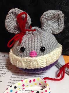 Ravelry: Aetara's Mouse Snowball Buddies