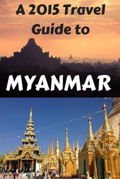 I just returned from Myanmar. Check out this fresh content about the biggest country to visit in 2015!