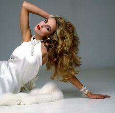 Vogue - Bryan Ferry's women