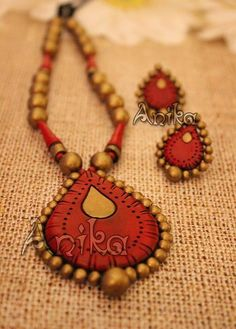 how to sell terracotta jewellery