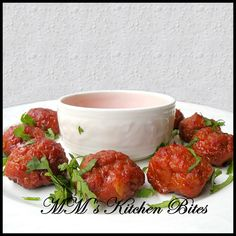 MM's Kitchen Bites: Caramelized Meatballs and Sweet Chili Garlic Sauce...gone wrong, gone right II  Looks complicated but yummy