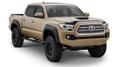 2016 Toyota Tacoma Pocket Style Fender Flares [30922-02] - $502.00 : Pure Tacoma Accessories, Parts and Accessories for your Toyota Tacoma