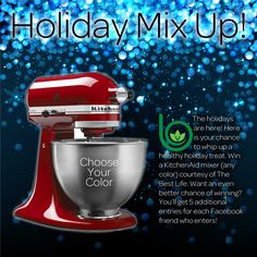 Holiday Mix Up