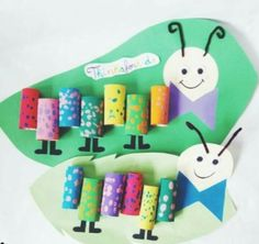 Craft Activities For Kids, Triangle, Recycling, Projects, Crafts, Rollers, Toilet Paper, Activities, Log Projects