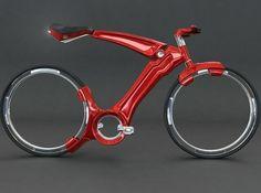 DESIGN >>> Vélo futuriste par John Villarreal - Journal du Design