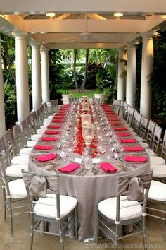 another captains table  Wildfowers - Wildflowers Bahamas - Wedding & Event Planner | Bahamas Weddings