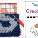Crochet Tapestry Graphghans + Tutorial