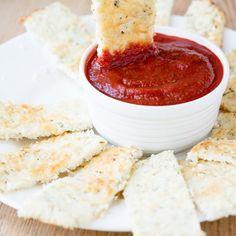 http://www.skinnymom.com/recipe-cauliflower-breadsticks-with-marinara-sauce/