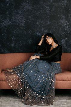 Designer Dresses for Babies Indian Gowns Dresses, Indian Fashion Dresses, Indian Designer Outfits, Indian Fashion Designers, Bridal Dresses, Stylish Dress Designs, Stylish Dresses, Lehnga Dress, Lehenga Skirt