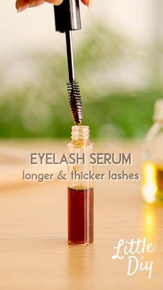 Face Skin Care, Diy Skin Care, Beauty Care, Diy Beauty, Beauty Tips, Diy Natural Beauty Recipes, Skin Care Routine Steps, Eyelash Serum, Skin Care Remedies