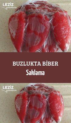 Buzlukta Biber Saklama Greek Recipes, Desert Recipes, Pork Recipes, Fall Recipes, Cooking Recipes, Easy Casserole Recipes, Sweet Potato Casserole, Baked Fish Fillet, Recipes