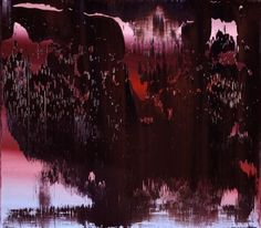Abstract Painting.1995 36 cm x 41 cm. Oil on canvas Catalogue Raisonné: 825-5 Christie's, New York, USA - 17 May 2001