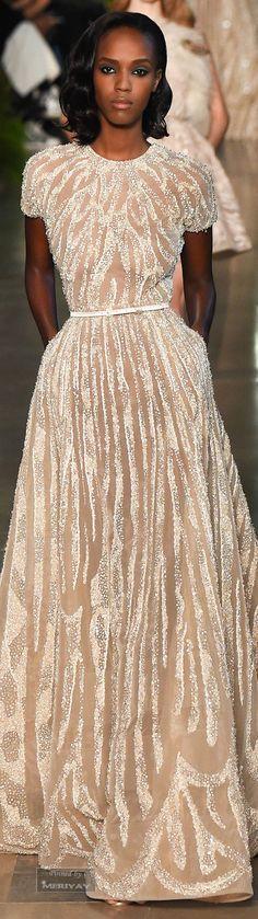 Elie Saab.Spring 2015 Couture.