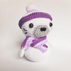 Mira este artículo en mi tienda de Etsy: https://www.etsy.com/es/listing/253160696/listo-para-enviar-foca-amigurumi-con