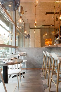 bandol bar and restaurant, london