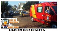 BLOG DO MARKINHOS: Colisão entre moto Bis e veículo gol em Pitanga de...