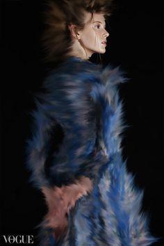 VOGUE.IT  Designer: Waleria Tokarzewska - Karaszewicz www.facebook.com/tokarzewska Photos: Koty2 / Bibi Jacob Models: Gabi / Gaga & Justynka / Milk Mua: Joanna Łysoń Hair: Ania Pyziołek