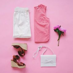 pink for summer~ | Mall Buys That Have Reached Cult Status | Shopilist